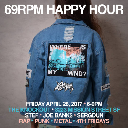 69RPM Happy Hour