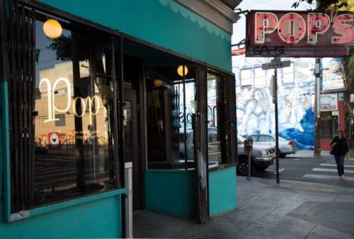 Pop's Bar